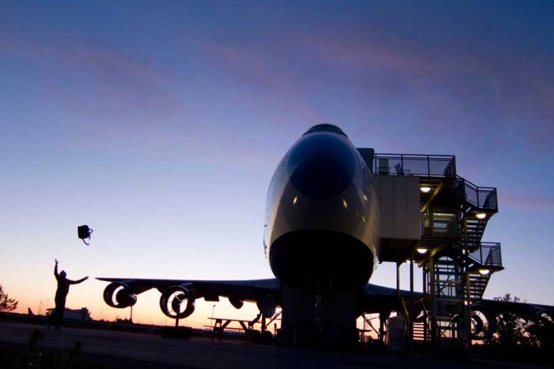 Jumbo Stay aeroplane hotel