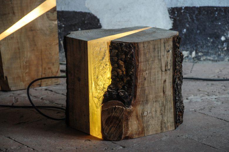 Brecce lamp by Marco Stefanelli