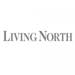 Living North magazine logo