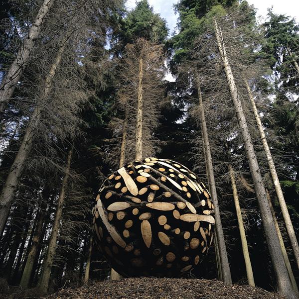 wood sculpture jaehyo lee