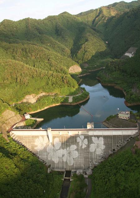 Matsudagawa Dam by Klaus Daven
