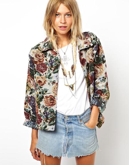 ASOS Reclaimed Vintage Jacket
