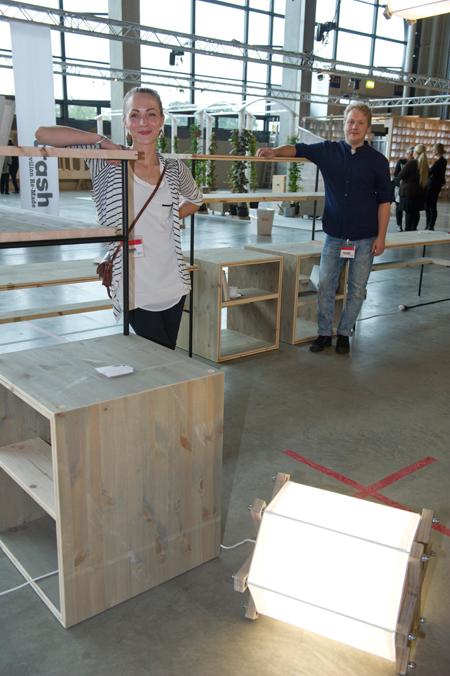 Trash Design Habitare 2013