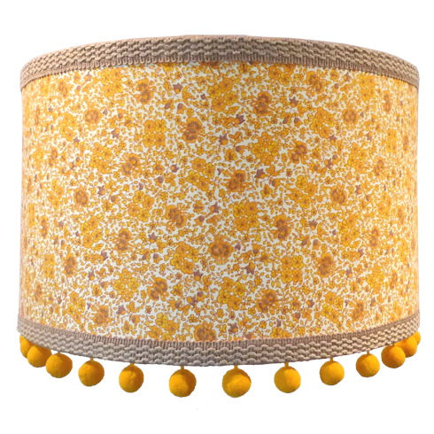 Peggy Pendant Lampshade by Mel Made This
