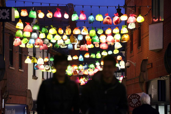 Lumiere Festival Durham