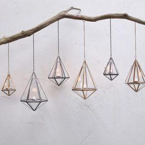 Nkuku Mokomo hanging lantern