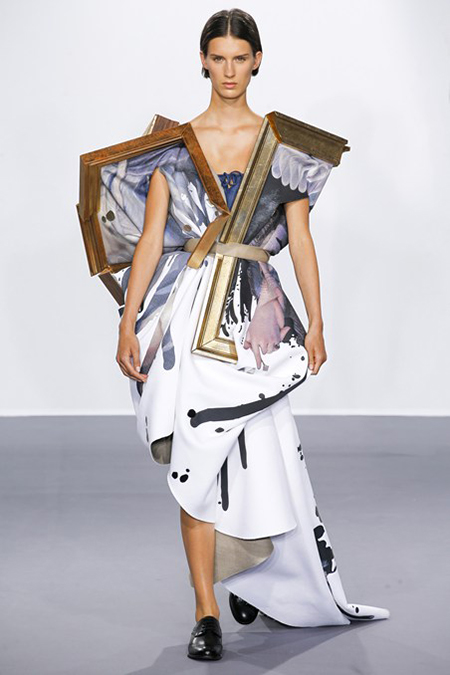 Victor & Rolf AW15 Wearable Art