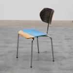 Egon Eiermann Re-Visited (Love your Life) remodelled vintage chair by Markus Friedrich Staab