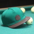 Baseball-cap-made-from-billiard-cloth-by-Valorisation-Lab