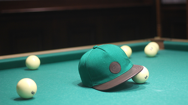 Upcycled-Billiard-Table-Cloth-Baseball-Cap-by-Valorisation-Lab