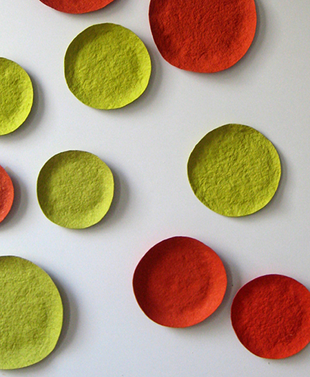 PaperPulp-Bright-wall-hangings