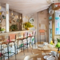 Restaurant interior design Mama Campo Madrid