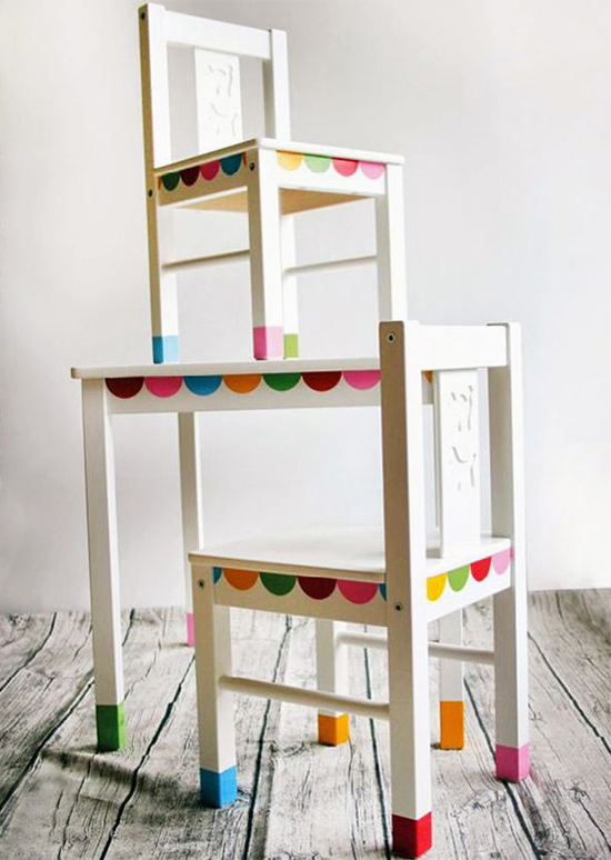 10 Brilliant Upcycled Chairs For Kids Bedrooms Upcyclist