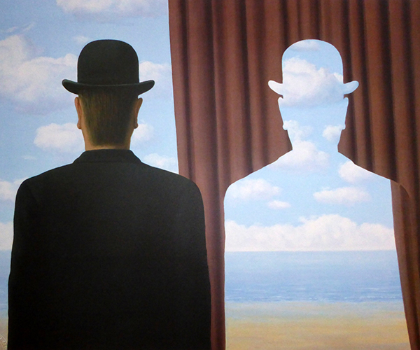 Decalcomania by Rene Magritte 2011 Lithograph