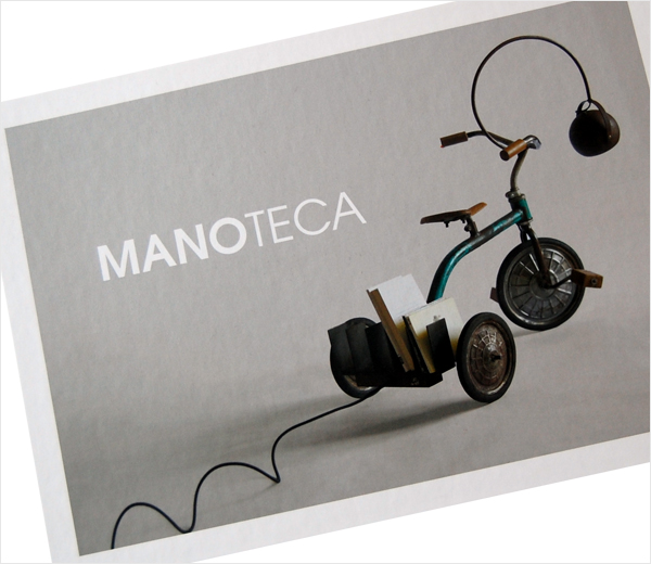 Cover of Manoteca book