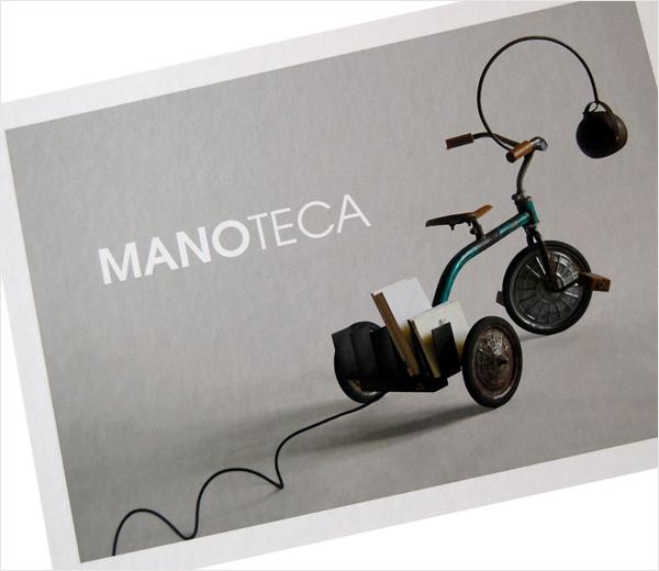 Cover of Manoteca book