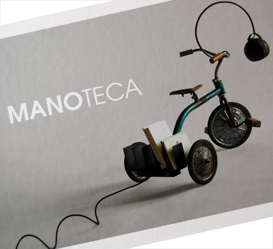Manoteca book cover