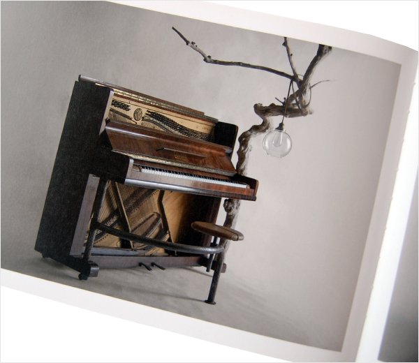 fantastic furniture made from an old piano
