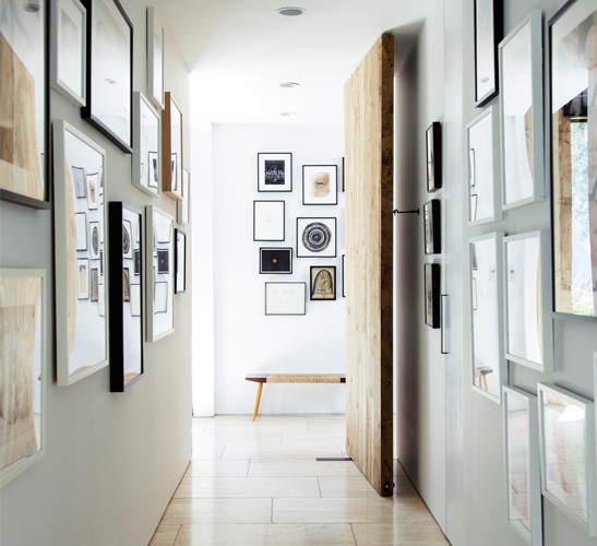 Decorating Ideas For Narrow Corridors And Hallways Upcyclist