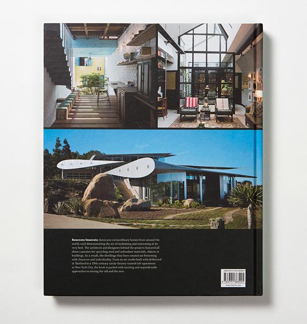 Back cover of Renovate Innovate book
