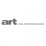 art magazine logo