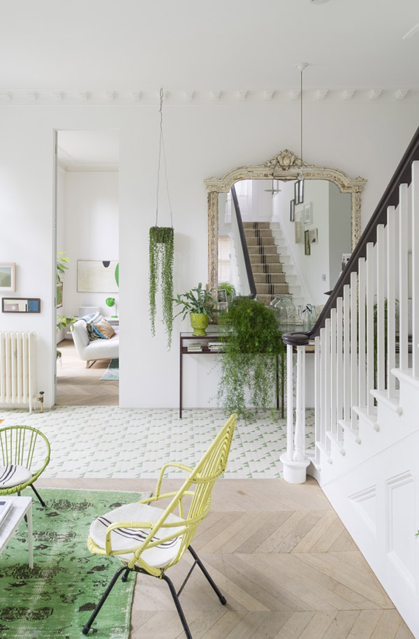 A Victorian House Renovation In London With A Modern