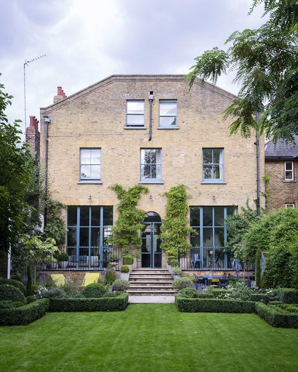 Victorian house renovation in Peckham