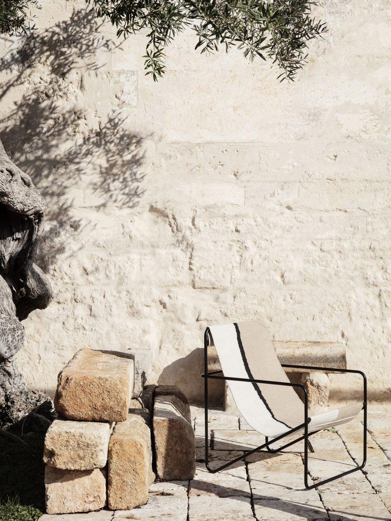 Desert chair by Ferm Living