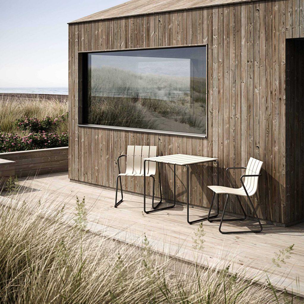 Ocean Chair recycled plastic garden furniture