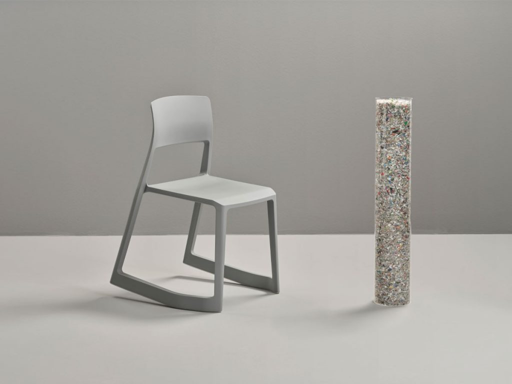 Tip Ton RE chair by Vitra