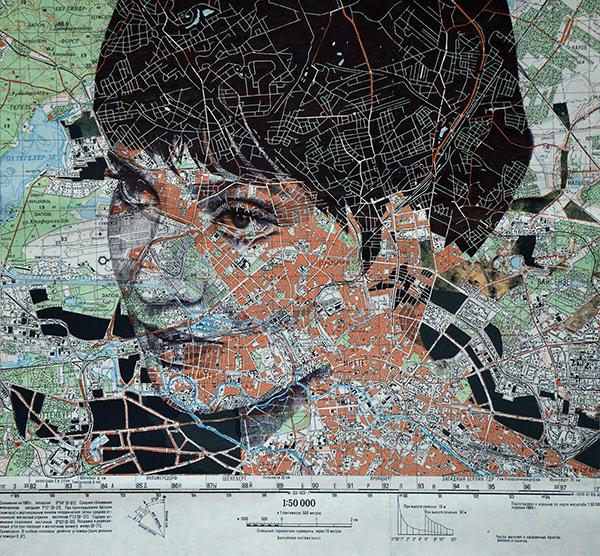 Anna Karina by Ed Fairburn