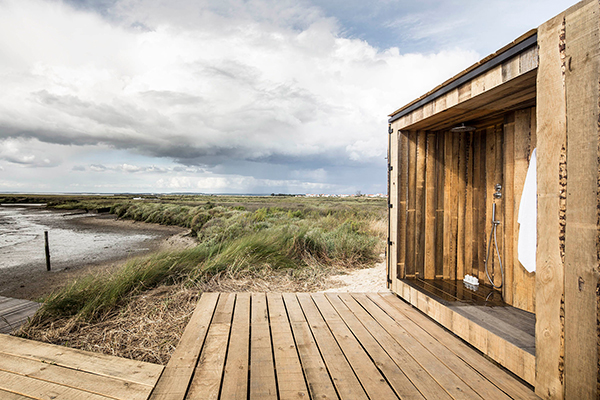 Wood cabins Cabanas no rio