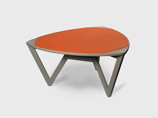 Cork composite coffee table by Cuco