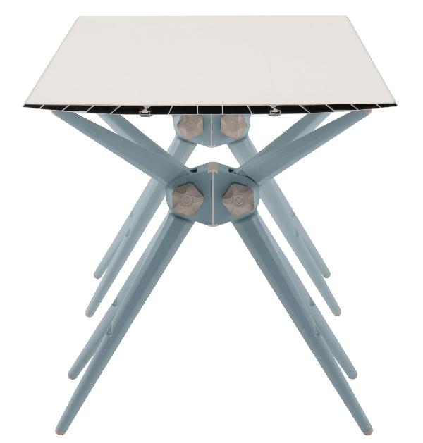 Pentatonic Airtool table