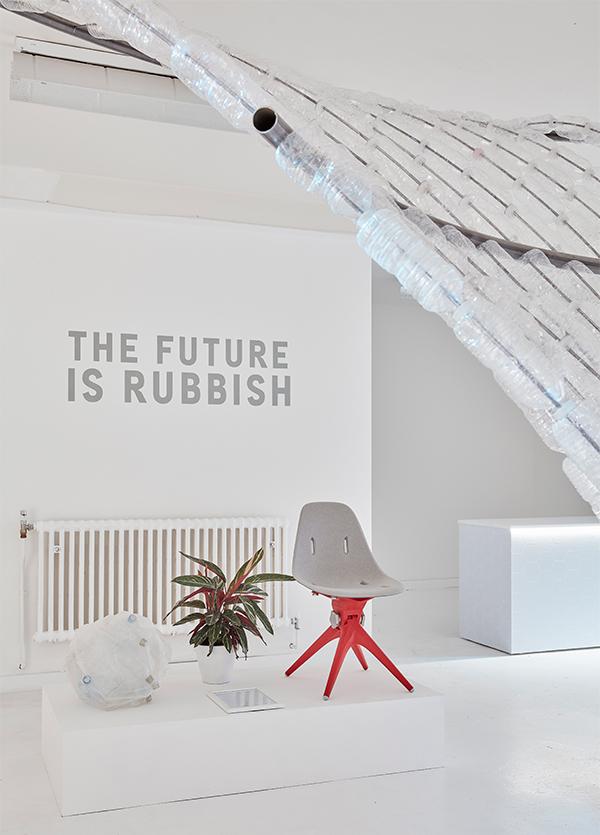 Pentatonic eco friendly furniture