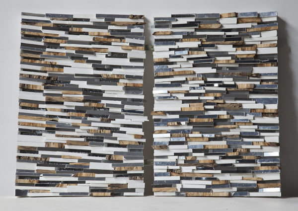 Contemporary wood sculpture by Lee Borthwick