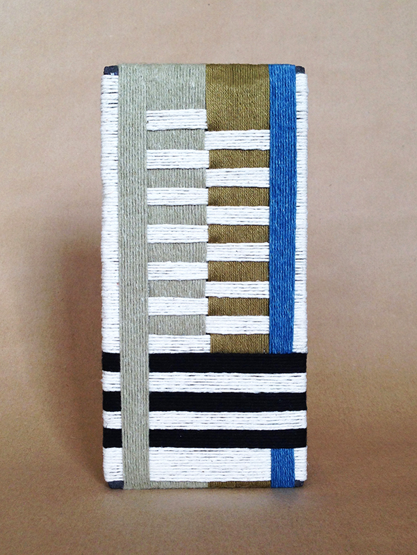 String Brick by Jo Elbourne
