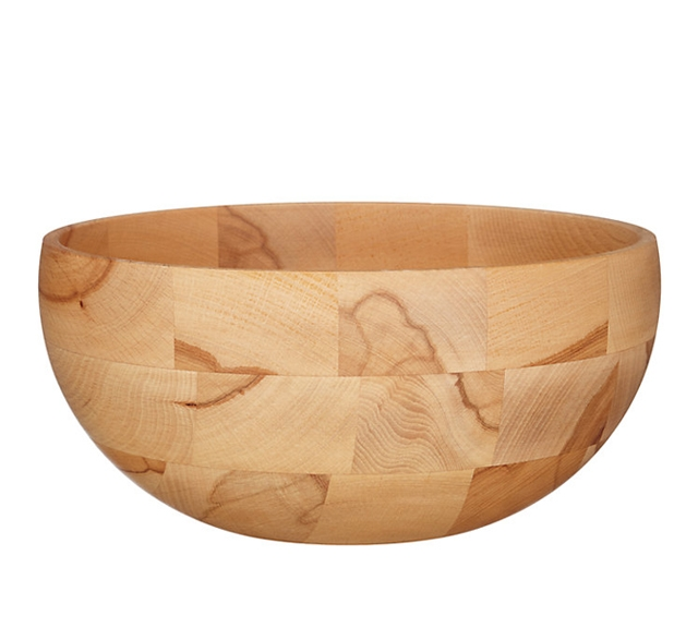 FSC beech wood bowl by John Lewis