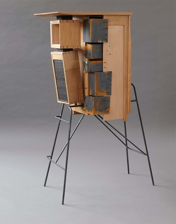 Cabinet I by David Gates and Helen Carnac