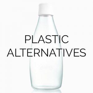 Plastic alternatives for zero waste living
