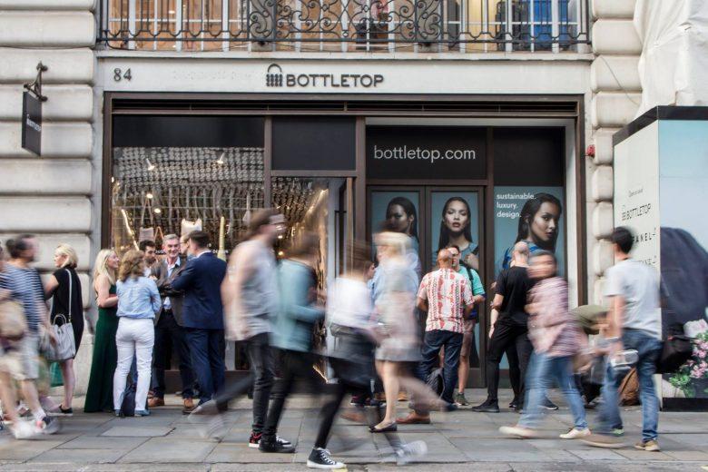 Bottletop Regent Street London