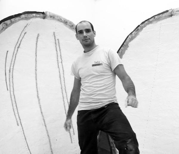 Portrait of Ignacio Canales Aracil
