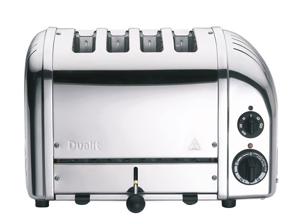 Dualit 4 Slice Classic Toaster