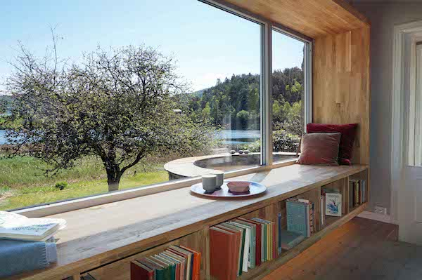 Biophilic Design with views out to nature