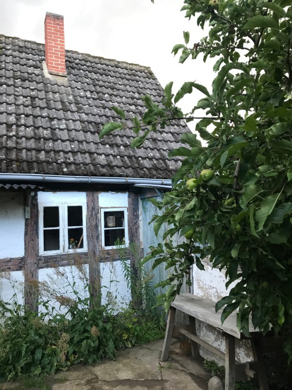 Country cottage in rural Germany