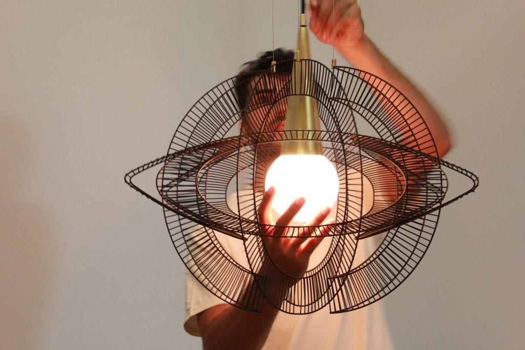 Lighting designer Philippe Charlebois Gomez