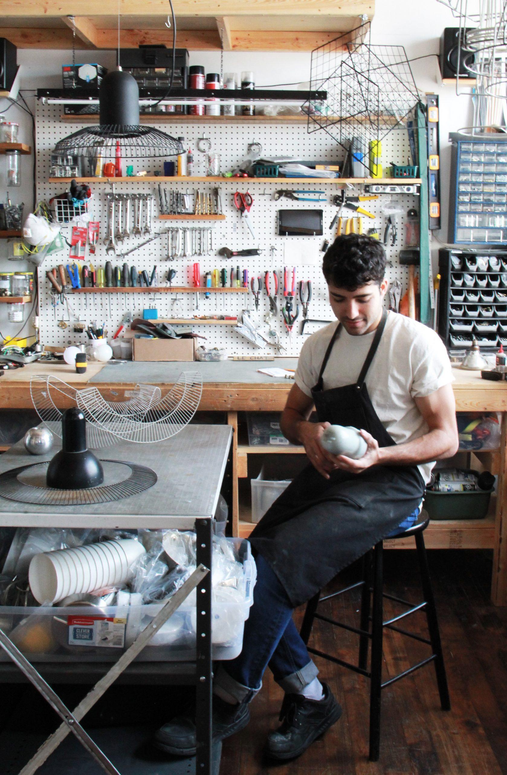 studio botte founder Philippe Charlebois Gomez
