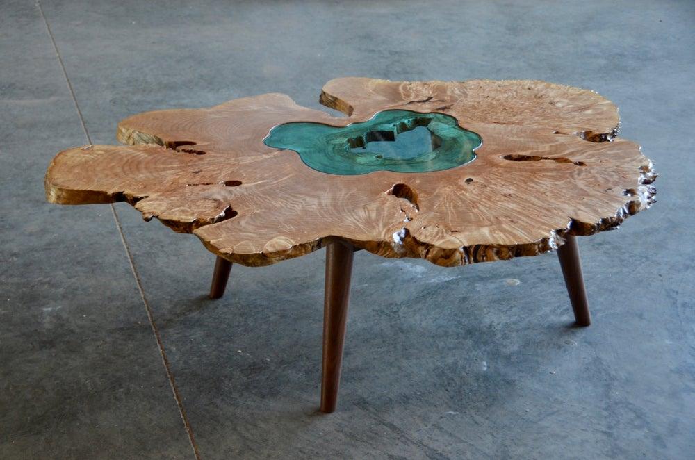 River series table by Greg Klassen