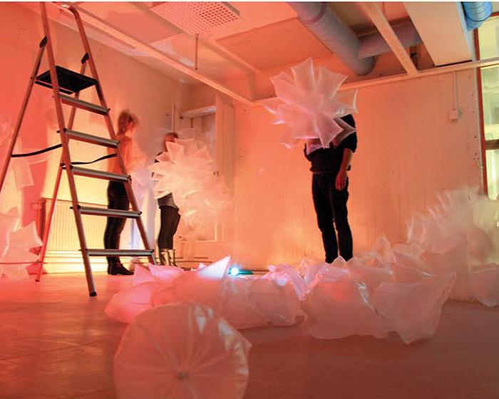 Art installations by Robert Janson