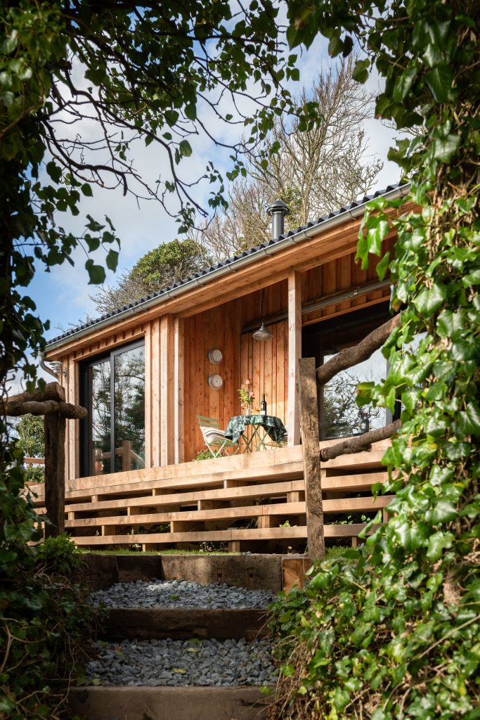 Cabin to rent in Cornwall